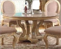 round white marble dining table foter