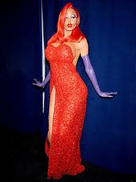 Rabbit Halloween Costume Heidi Klum U0027s Jessica Rabbit Halloween Costume 2015 Photos