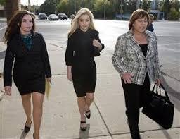 senators wife photos senator s wife maygan sensenberger in saskatoon