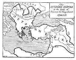 Ottoman Empire Government System History Sourcebooks Project