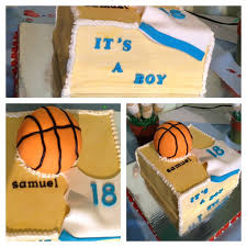 basketball baby shower 40 best sweetcheers bake shop images on baking bread