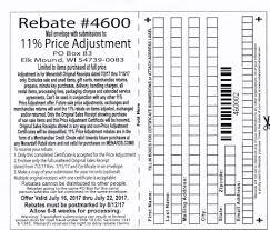 menards price match menards 11 price adjustment rebate struggleville
