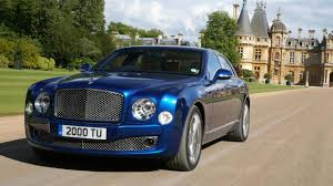 bentley mulsanne ti bentley mulsanne review top gear