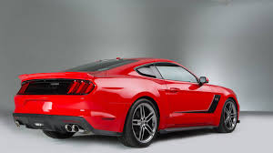 roush mustang gt 2015 roush stage 3 mustang drive the anti hellcat autoweek
