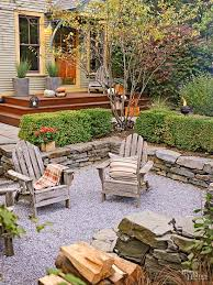 How To Build A Stone Patio by Best 25 Small Backyard Patio Ideas On Pinterest Backyard