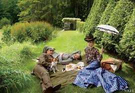 Country Living Magazine Phone Number by The Custom Of The Country Vogue Re Creates Edith Wharton U0027s