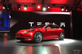 the tesla model 3 reminds me of all the times the electronics