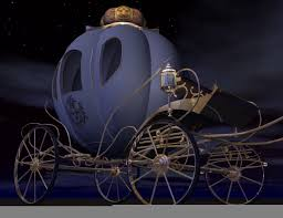 pumpkin carriage carriage