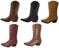 womens black cowboy boots size 9 s cowboy boots ebay