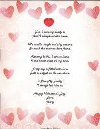 valentines day for him v day poems