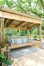 Patio Made Out Of Pallets by Build Your Own Front Porch Swing Diy Made From Pallets Making A