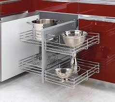 Kitchen Corner Cabinet Solutions by Blind Corner Cabinet Solutions