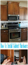 Installing Hardware On Kitchen Cabinets Keeping It Simple Easy Way To Update A Kitchen How To Install
