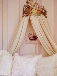 Canopy For Kids Beds by Bed Crown Design Ideas Hgtv