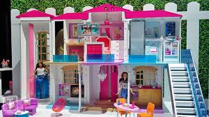 barbie dreamhouse hello barbie s dream house is a voice activated smart home digital