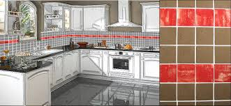 simulation peinture cuisine meilleur peinture pour cuisine fraîche simulateur de peinture