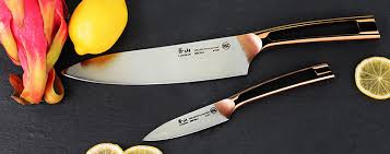 cangshan is a professional caliber brand of kitchen knives