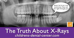 halloween background dental the truth about x rays