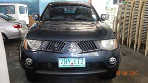 mitsubishi triton 2007 mitsubishi strada 2007 car for sale tsikot com 1 classifieds