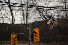 Madsen Overhead Doors by Shoes Dangle From Wires Overhead All Over Toronto What Does It