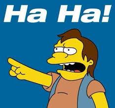 Meme Nelson - nelson ha ha meme the simpsons pinterest nelson f c meme and