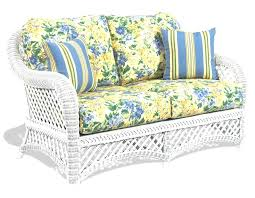 Ideas For Outdoor Loveseat Cushions Design Design Outdoor Wicker Furniture Cushions Outdoor Rattan Chair