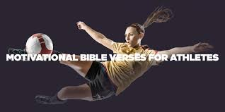bible verses athletes