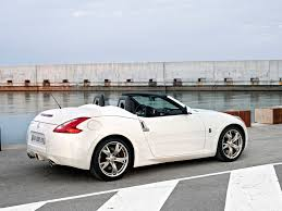 nissan convertible 370z convertible z34 370z nissan database carlook