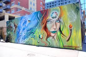 the ten best new street art murals of 2016 so far westword a new mural
