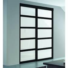 bangkok sliding closet door common 48 in x 80 in actual