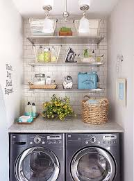articles with pictures of small laundry rooms with stackable