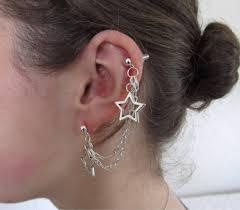 cool cartilage earrings cool cartilage earrings aelida