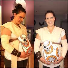 Halloween Costumes Pregnant Couples Maternity Costumes Popsugar Moms