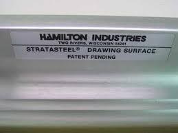 Hamilton Vr20 Drafting Table Hamilton Industries Vr20 Stratasteel 40