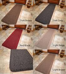 Plastic Kitchen Rugs Door Runner U0026 Front Door Carpets Rug Size And Placement Guide