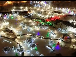 western mall christmas lights sioux falls luminary lane celebrating 69 years in sioux falls