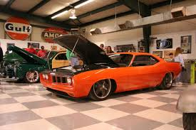 sick lowered cars vwvortex com rod shop open house sickest hemi u0027cuda evar