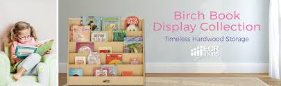 amazon com ecr4kids birch hardwood pic a book stand with dry