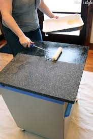 what type of paint to use on formica cabinets update laminate countertops with paint using rustoleum
