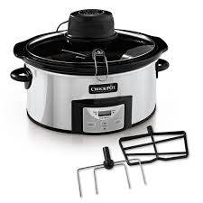 crock pot black friday sales crock pot digital slow cooker with istir stirring system at
