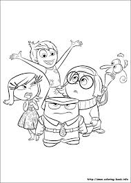disney inside out coloring pages pdf trends coloring disney inside