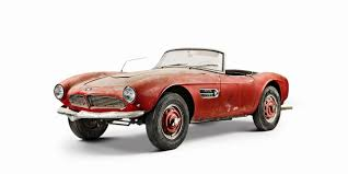 red bmw bmw group classic elvis 507