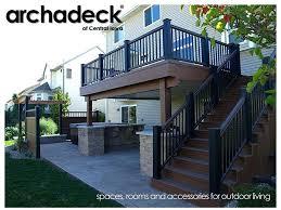 Backyard Cement Ideas 9 Piece Patio Set 276 Best Images About Deck Ideas On Pinterest