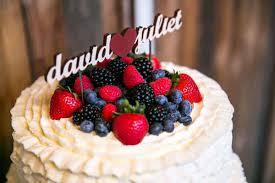 ruffled wedding cakes mywedding