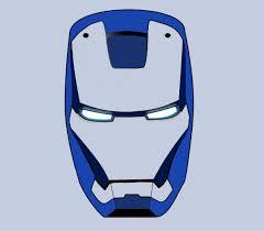asith u0027s art gallery iron man mask logo