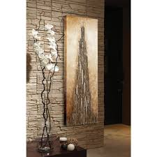 71 in x 22 in wood abstract wall 38552 the home depot