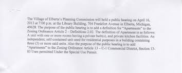 planning commission hearings on u201capartments u201d definition and