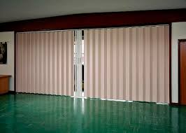 Retractable Room Divider Folding Fabric Room Dividers Style Moveable Partition Commercial