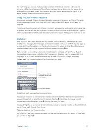 email keyboard layout iphone iphone user guide for ios 5 1