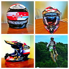 awesome motocross helmets show off your helmet wrap moto related motocross forums